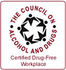 Council on Alcohol and Drugs - Certified Drug-Free Workplace