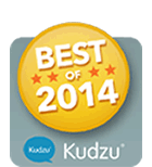 Kudzu Best of 2014 badge